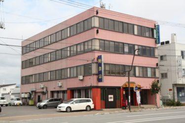 函館市宮前町の店舗ビルで防水塗装工事