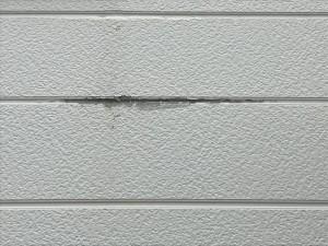 補修前の外壁