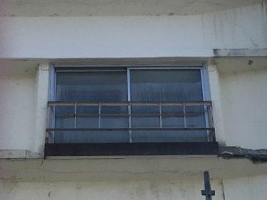 函館市松川町の集合住宅外壁漏水修繕工事をしました