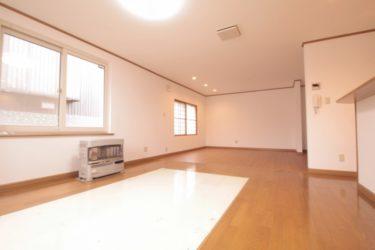 函館大沼の和室から洋室住宅へのリフォーム