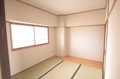 新しい和室