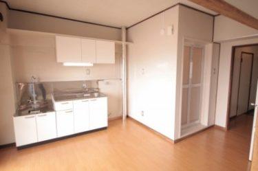 函館市湯浜の集合住宅で内装改修工事