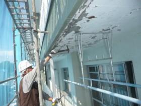 外壁の劣化調査