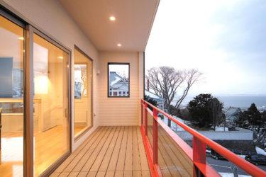 眺望の家(函館市船見町)