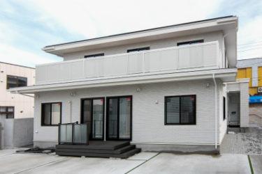 乾式タイルの家(函館市花園町)