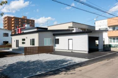 函館市 平屋の家(函館市駒場町)