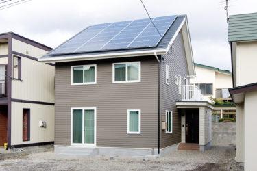 ゼロエネルギー住宅(函館市富岡町)
