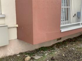 外壁落下修繕工事完成