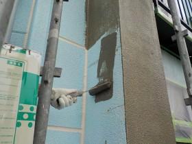 固系防水材塗布