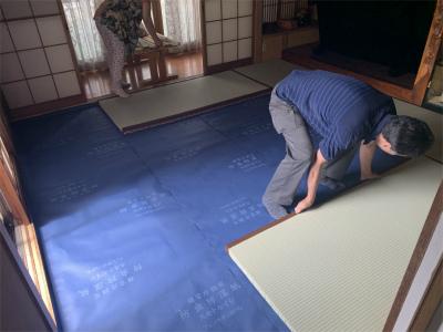 和室畳交換工事