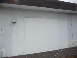 工事前の外壁