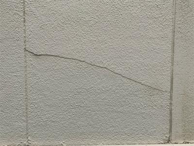 外壁のクラック